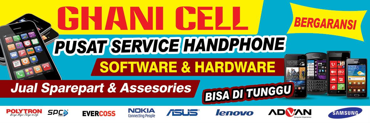 Contoh Desain Banner Service Handphone Contoh Desain