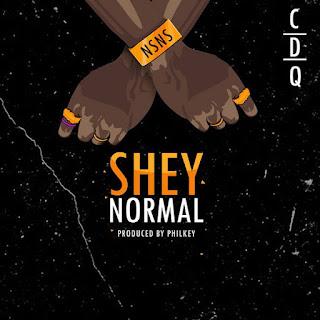 DOWNLOAD MUSIC: CDQ – SHEY  NORMAL