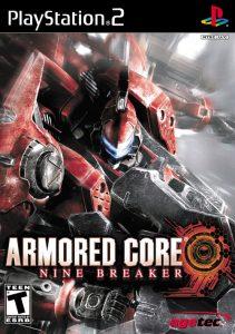 Download Armored Core: Nine Breaker (2004) PS2