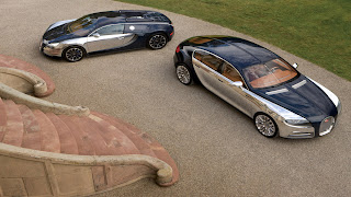 Dream Fantasy Cars-Bugatti 16C Galibier