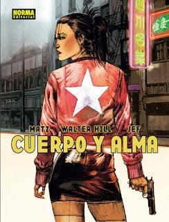 """Reseña de """"Cuerpo y Alma"""", de Matz y Jef - Norma Editorial"""