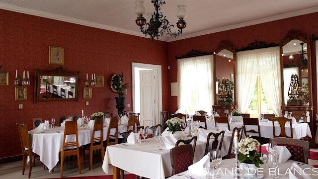 Tertin kartanon ravintola - www.blancdeblancs.fi