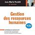 livre gestion des ressources humaines,Jean marie peretti PDF