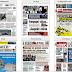 Τα πρωτοσέλιδα των εφημερίδων σήμερα τετάρτη 15 Σεπτεμβρίου