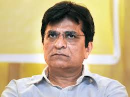 bjp leader kirit somaiy