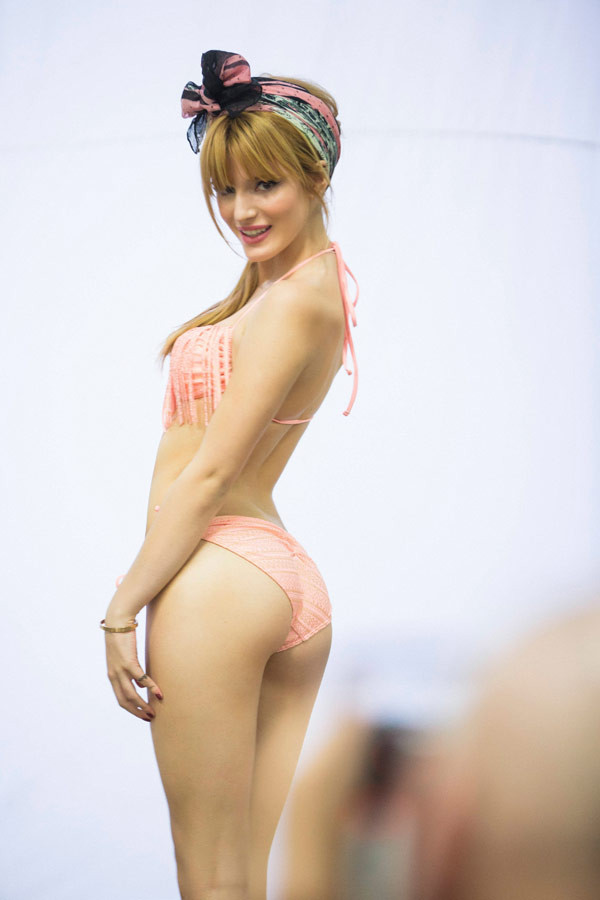 TBT Bella Thorne Candie's HD Images