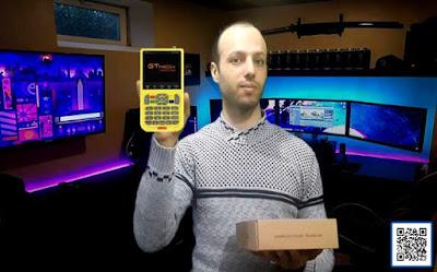 احترف ضبط الاقمار الصناعيه وتركيب الاطباق والكاميرات بجهاز GTmedia v8 finder السحرى freesat  سابقا