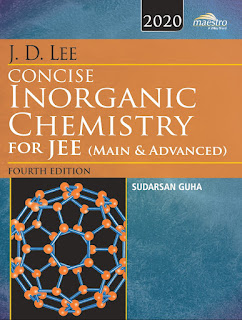 Concise Inorganic Chemistry for JEE (Main & Advanced) 4th Edition 2020