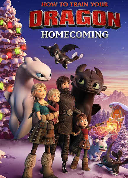 فيلم How to Train Your Dragon Homecoming 2019 مترجم