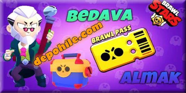 Brawl Stars Bedava Brawl Pass Alma Uygulaması 2021 Yeni