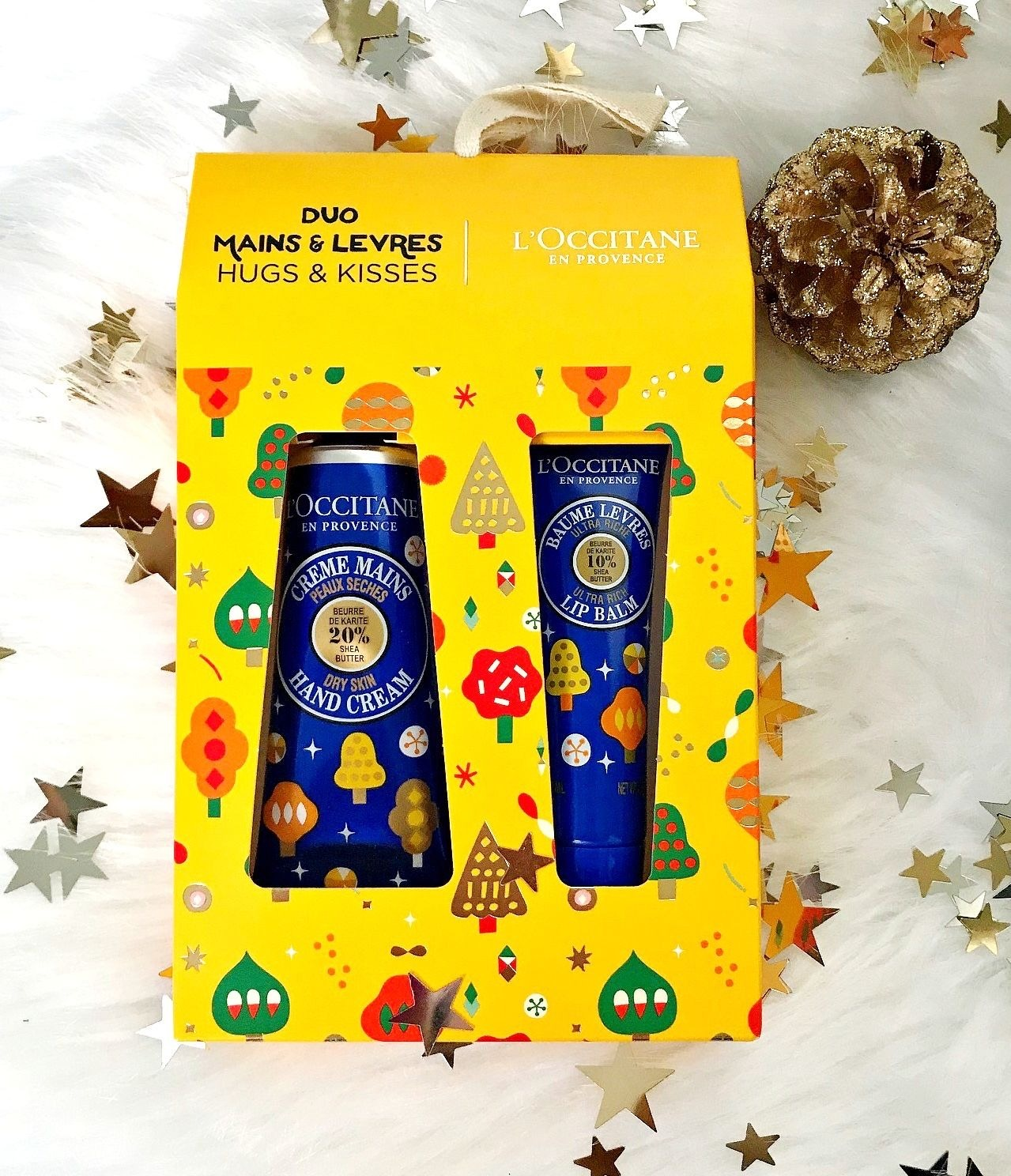 L'Occitane Hugs & Kisses Duo review