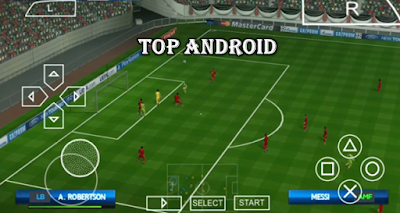 FIFA 20 PPSSPP Camera PS4 Android Offline