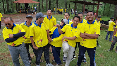Outbound Training dan CityTour 12