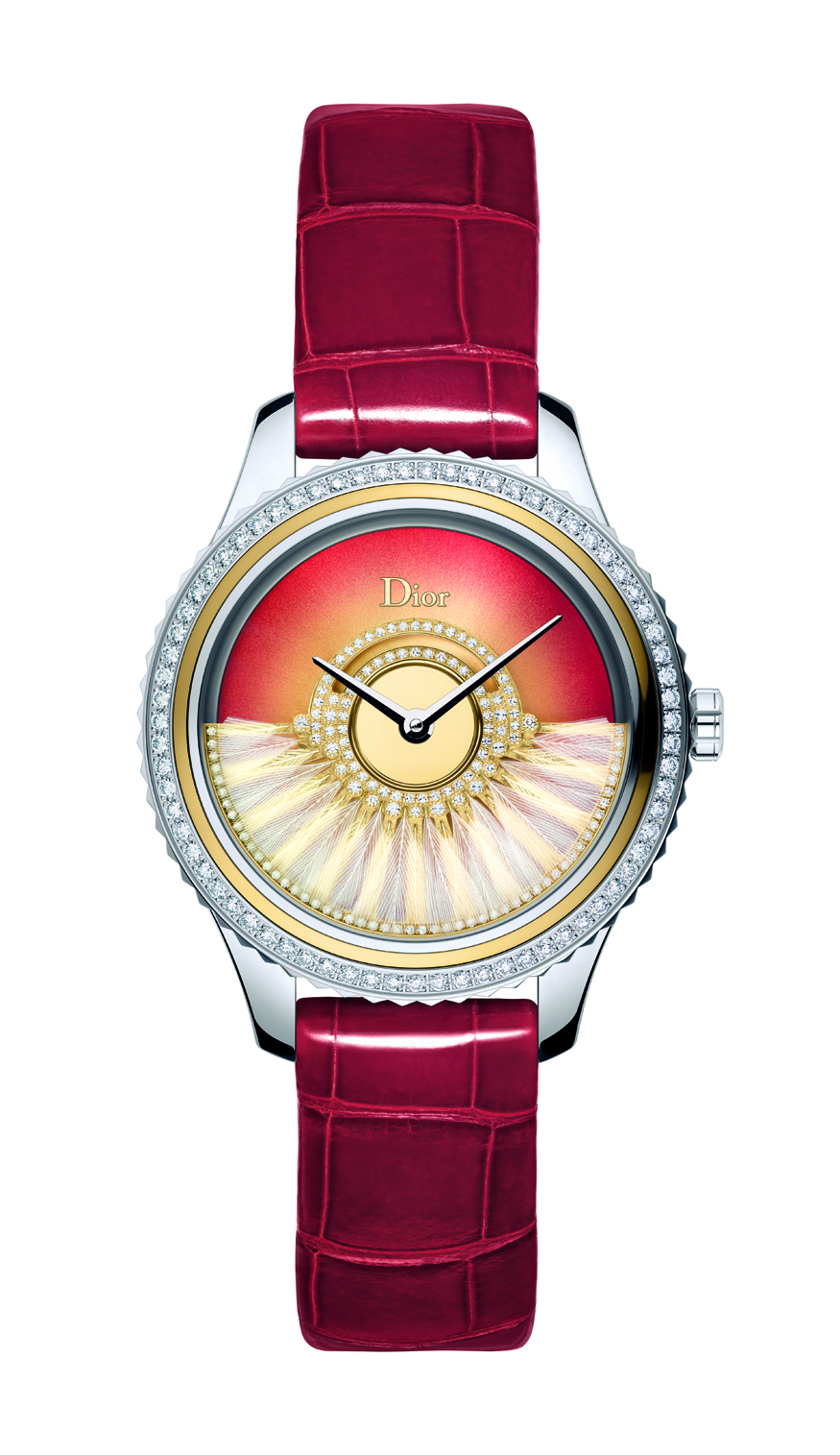 Dior's Limited Edition VIII Grand Bal Plume Watch for Chinese New Year
