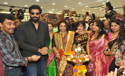 rana-launches-klm-fashion-mall-in ameerpet