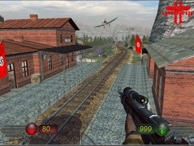 刺殺希特勒2:永恆+密技+攻略,經典二戰動作射擊!