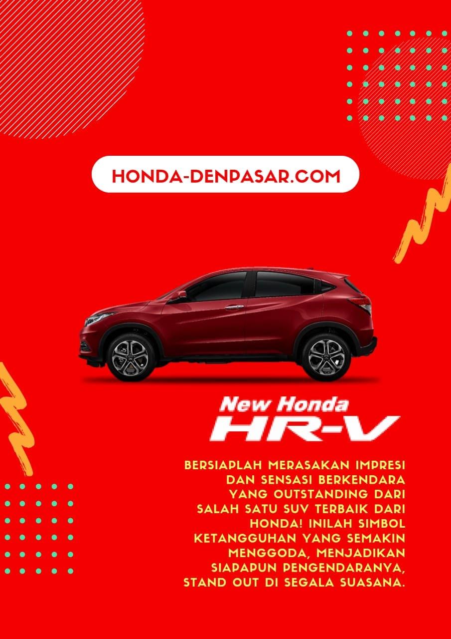 Honda HRV, Harga Honda HRV Bali, Promo Honda HRV Bali