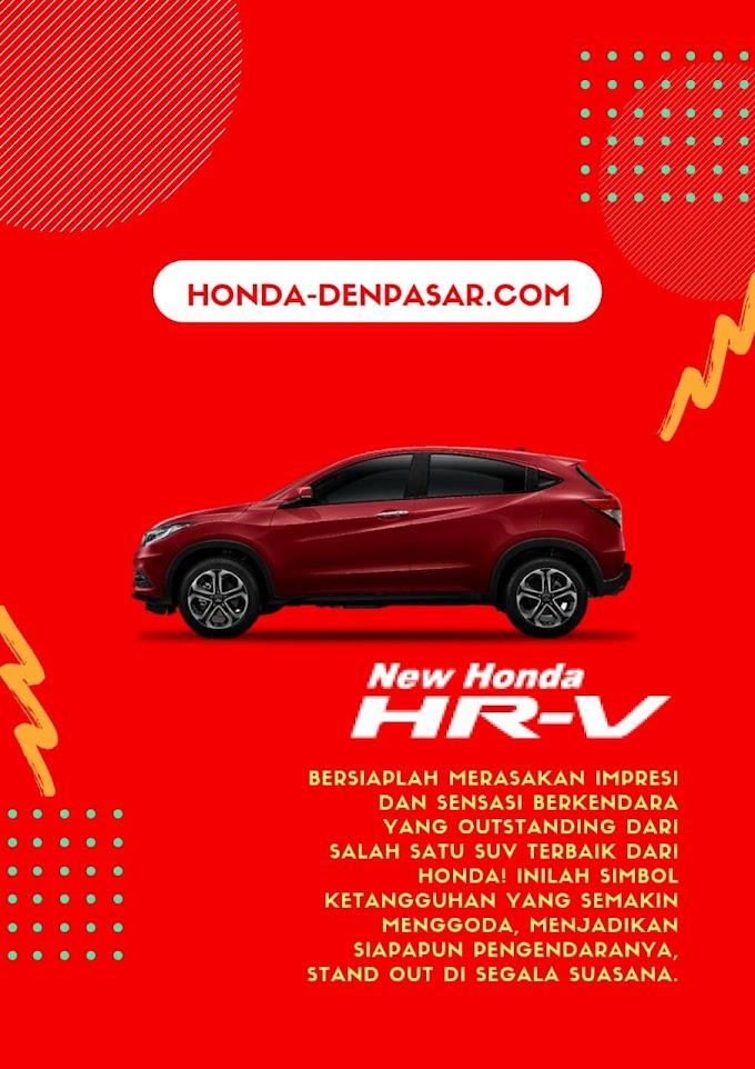 Promo Honda HRV Bali