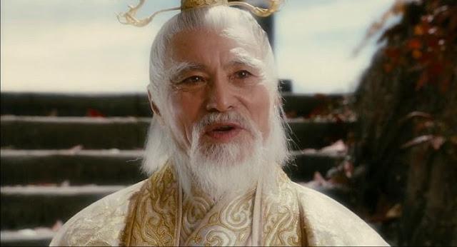 В 67 лет Ван Дешунь начал сниматься в кино