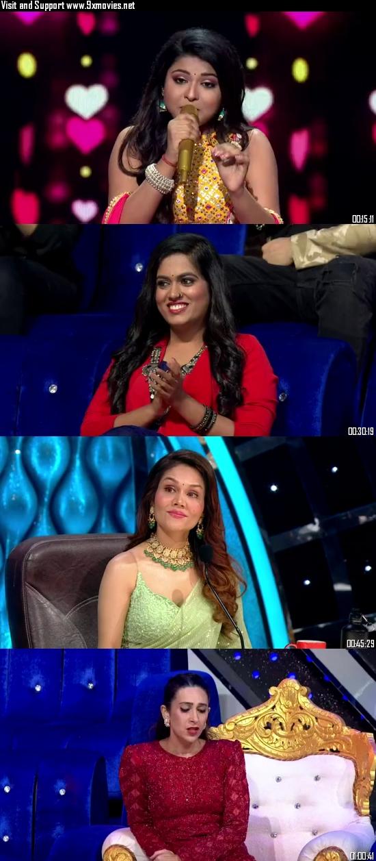 Indian Idol 17 July 2021 HDTV 480p 300MB