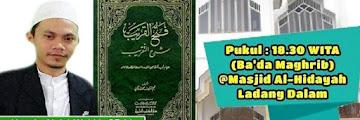 Hadirilah Kajian Kitab Fathul Qorib di Masjid Al-Hidayah Ladang Dalam Tarakan 20191028