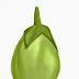 Green Brinjal - 5 minute drawing ideas,