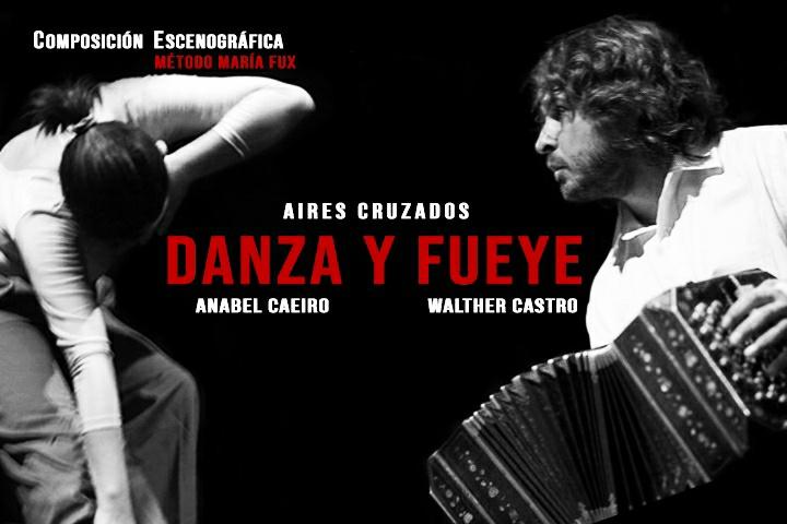 """9ª Encuentro Intensivo 2019 """"Aires Cruzados"""" Danza Y Fueye"""""""
