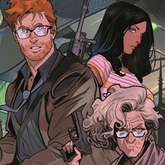 Once & Future - Terror e aventura fantástica nos tempos atuais - Indicando Quadrinhos
