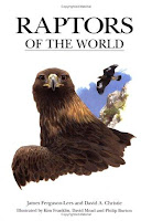 Raptors of the World by Ferguson-Lees and Christie