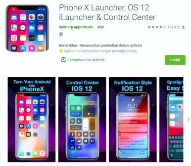 Cara Mengubah Android Kamu Menjadi Iphone