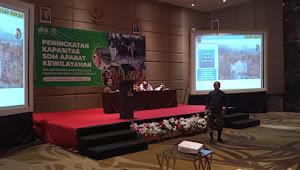 Sinergikan Citarum Harum, Kolonel Eppy Gustiawan, Soroti Kapasitas SDM Aparat Kewilayahan