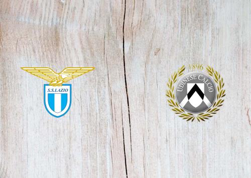 Lazio vs Udinese -Highlights 29 November 2020