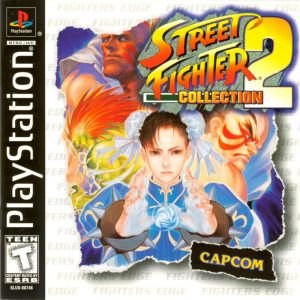 Download Street Fighter Collection 2 (1998) PS1 Torrent
