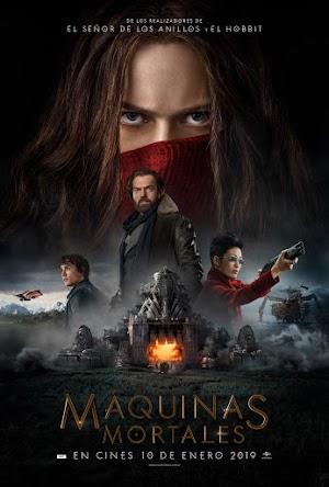 Maquinas Mortales [Latino] [OneDrive] [GoogleDrive] [Gratis] [HD]