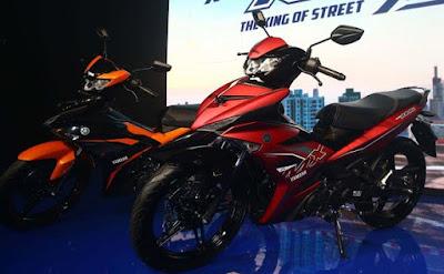 Skutik Menjamur, Yamaha Masih Kasih Porsi Buat Motor Bebek