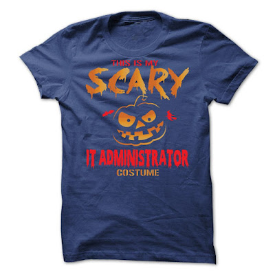 Halloween Costume for IT-ADMINISTRATOR - SunFrog Shirts