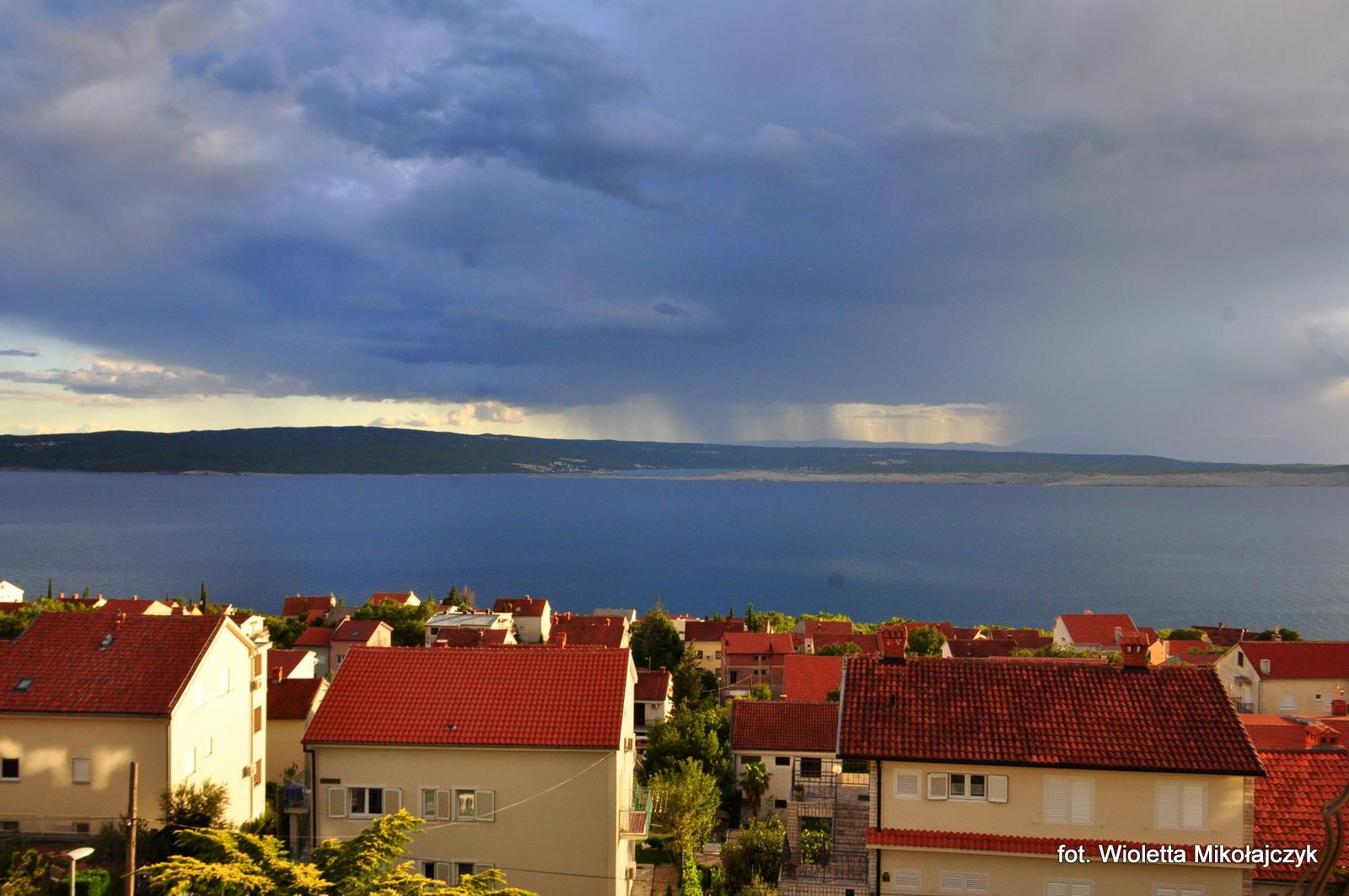 Deszczowa Chorwacja- obrazki, których nie zobaczysz w katalogu biura podróży!