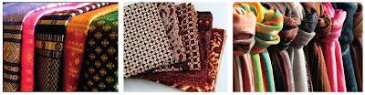 kain songket batik dan tenun