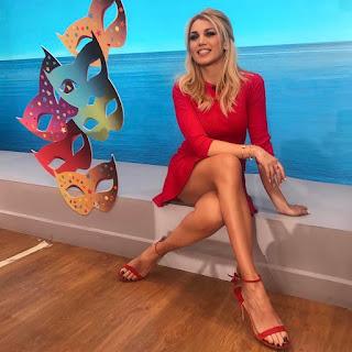Konstantina Spyropoulou - Tv Presenter - Greece