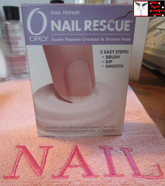 The Nail Junkie: My CURRENT Nail Care Routine
