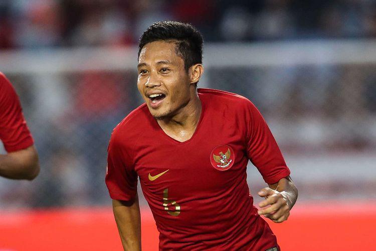 Pemain sepakbola Indonesia dengan harga tertinggi - Evan Dimas