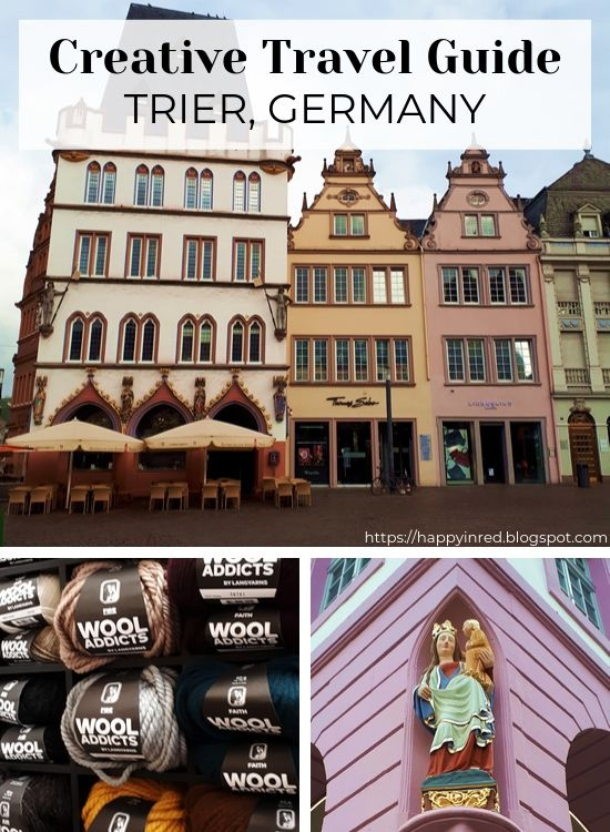 Trier, Germany: a creative travel guide | Happy in Red