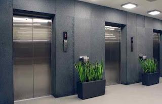 Ya, nama lainnya adalah lift.