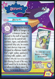 My Little Pony Ahuizotl Series 2 Trading Card