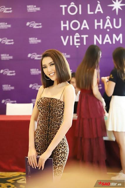 Tường Linh: 'Nếu như em out top tại Miss Universe Vietnam 2019 thì…'
