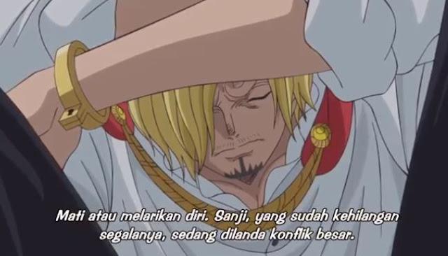 One Piece Episode 821 Subtitle Indonesia