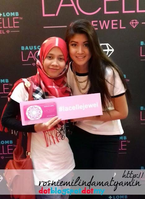 Kempen 'Bausch and Lomb Care For Your Eyes' Berjaya Mengutip RM8,880 untuk Persatuan Cacat Penglihatan Malaysia