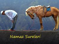 Namaz Sureleri Türkçe - Arapca Okunuşu