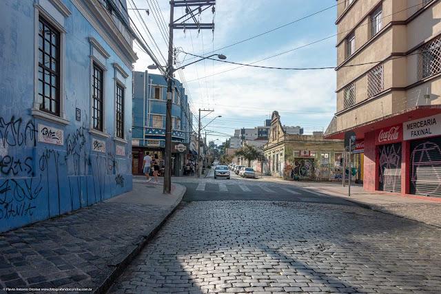 Rua Paula Gomes