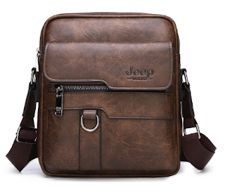 Jeep Buluo 8301-1 Crossbody Business Casual Handbag